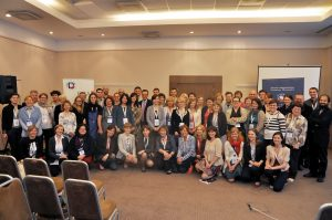 "Andrew Nagorski was a guest at the ""Ambassadors of Transition in the Regions"" meeting"