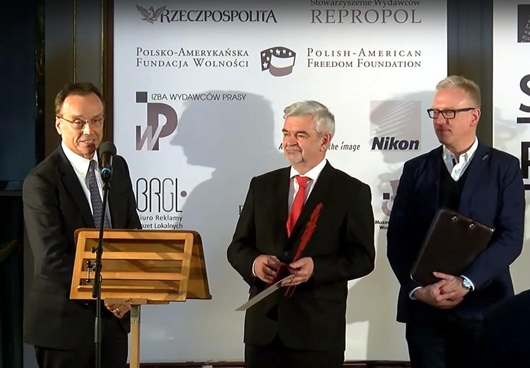 """""""Gazeta Jarocińska"""" won the Bolesław Wierzbiański Award"""