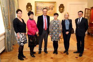 Dorota Lenarczyk, Teresa Knyzio, Andrew Nagorski, Iwona Stefaniak, Joanna Lempart-Winnicka, Grzegorz Jędrys
