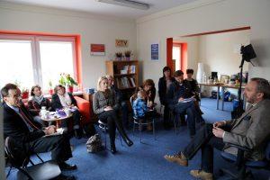Meeting in Grodzisk Mazowiecki