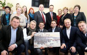 Meeting in Stoczek Łukowski