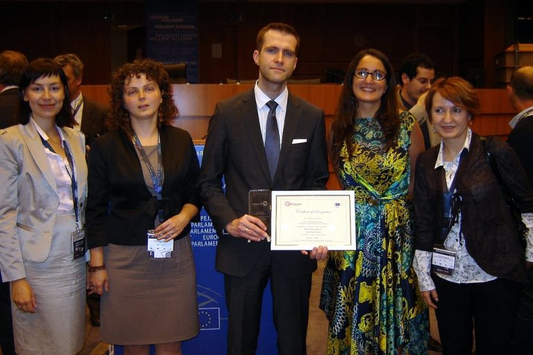 The E-Inclusion Award for the Information Society Development Foundation