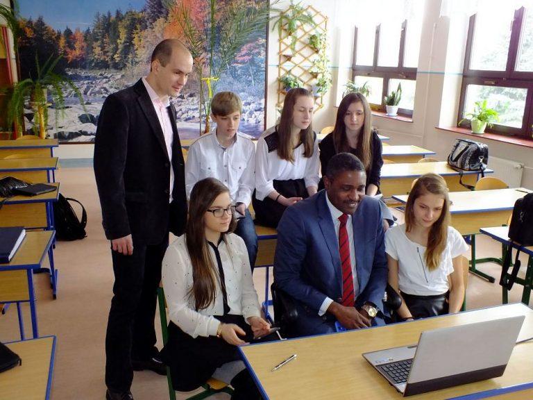 English Teaching Ambassador's initiative received the European Language Label