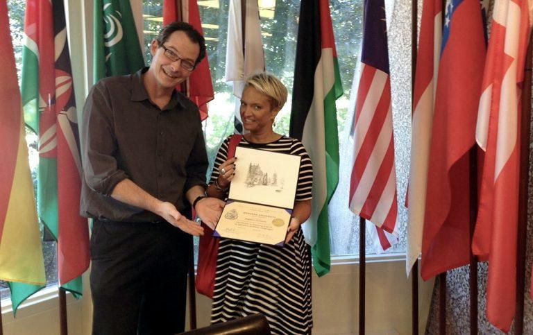 "The ""English Teaching"" Program: Gonzaga University – experiencing America"