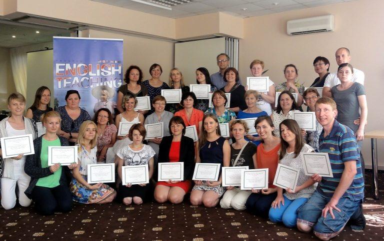 A summer language camp for English teachers