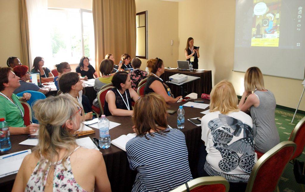 13th meeting of English teachers