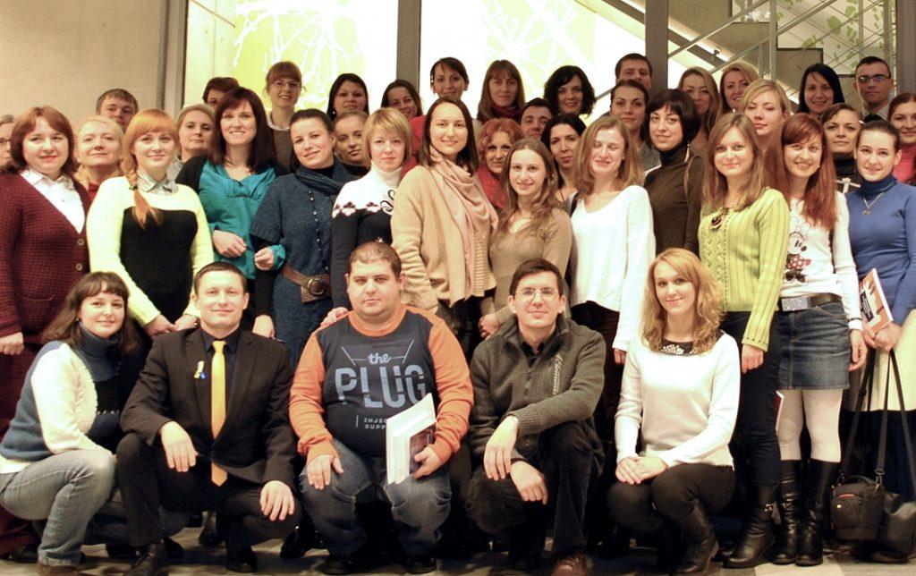 The 2014/15 Kirklanders have started studies in Poland