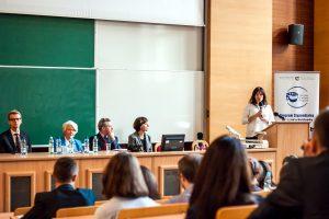 Agnieszka Mazur, inauguration of the XVI edition of the Lane Kirkland Scholarship Program