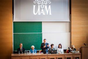 Prof. Jacek Witkoś, inauguration of the XVI edition of the Lane Kirkland Scholarship Program