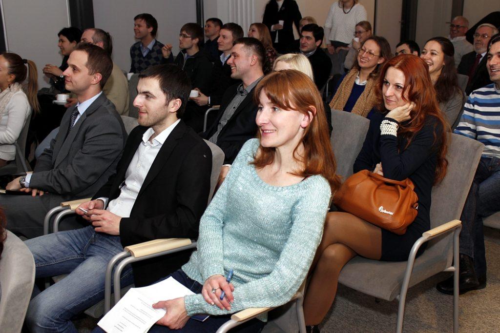 The this-year Kirkland scholarship holders met in Warsaw