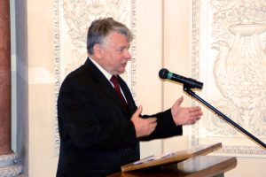 Bogdan Borusewicz, Speaker of the Parliament