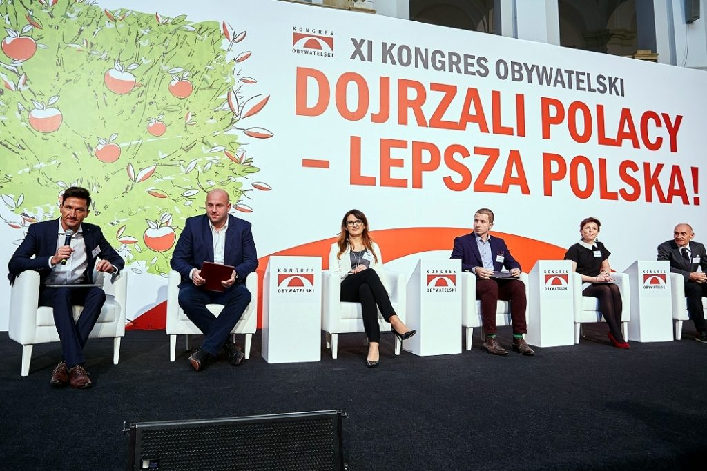 """PAFF Local Partnerships"" at the 11th Civic Congress"