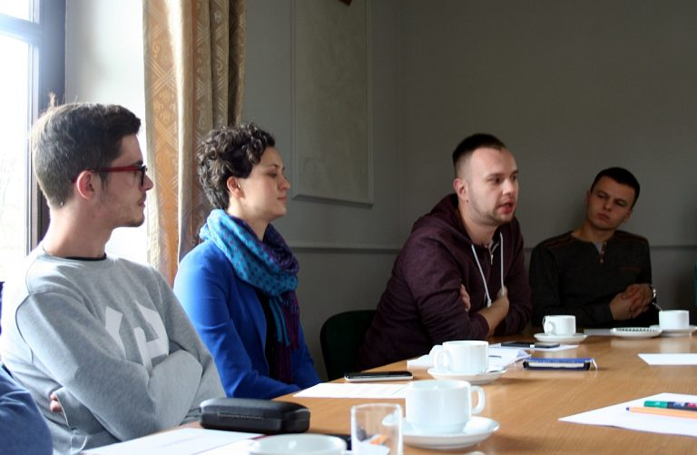 Local workshops for new partnerships in Nasutów
