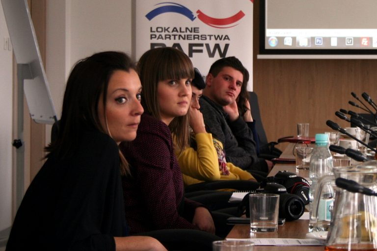 "Wielka Wieś rural commune hosted the ""PAFF Local Partnerships"" Program workshops"