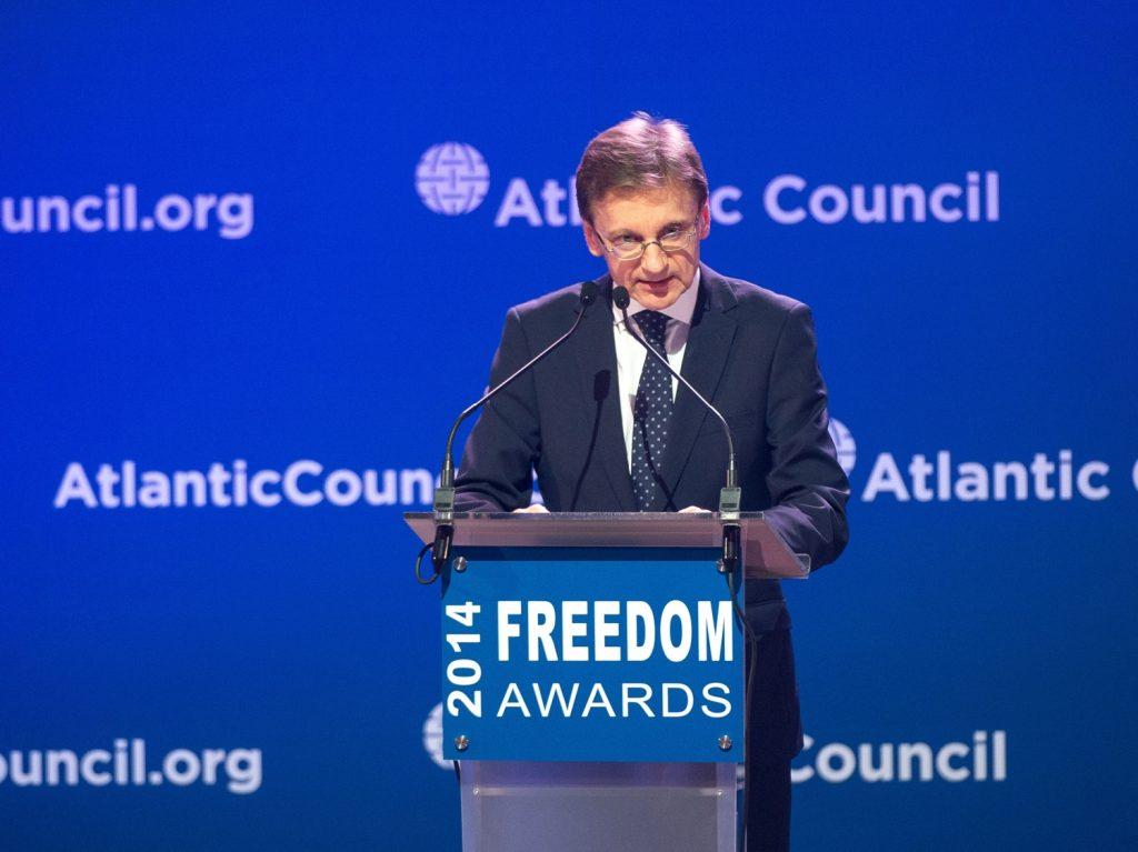 PAFF won the Freedom Award