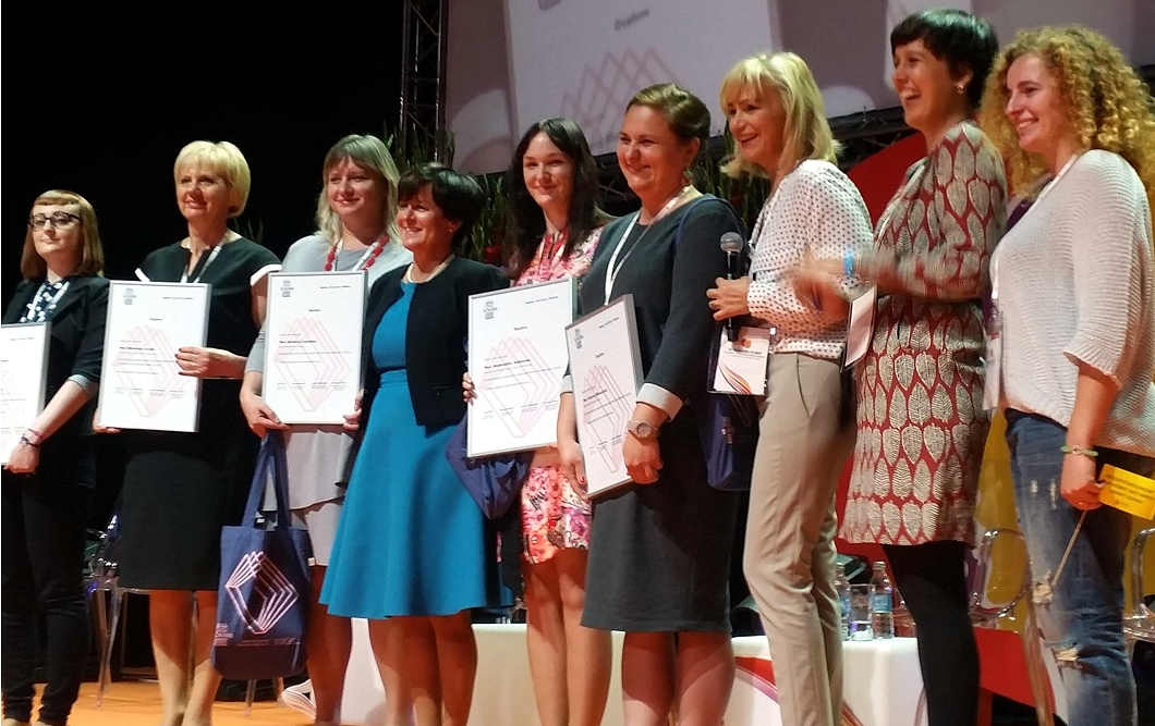 The outstanding librarians awarded