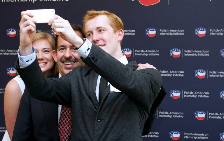 Polish students go on summer internships to the USA