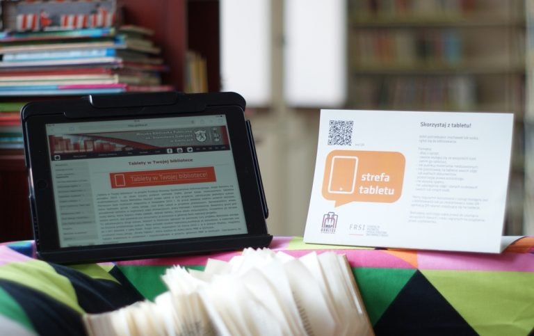 More than 1,000 tablets will go to libraries