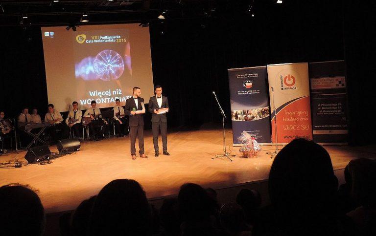 The best volunteers of Podkarpacie awarded