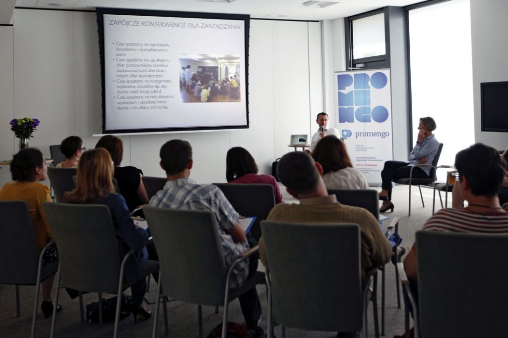 NGO managers met in Warsaw for the seventh time