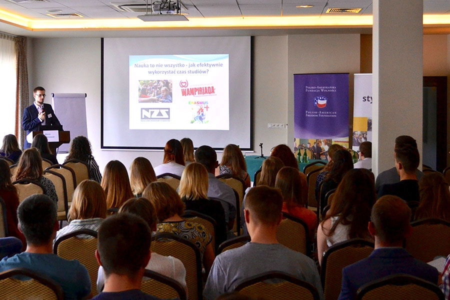 Bridge Scholarships holders met in Łódź