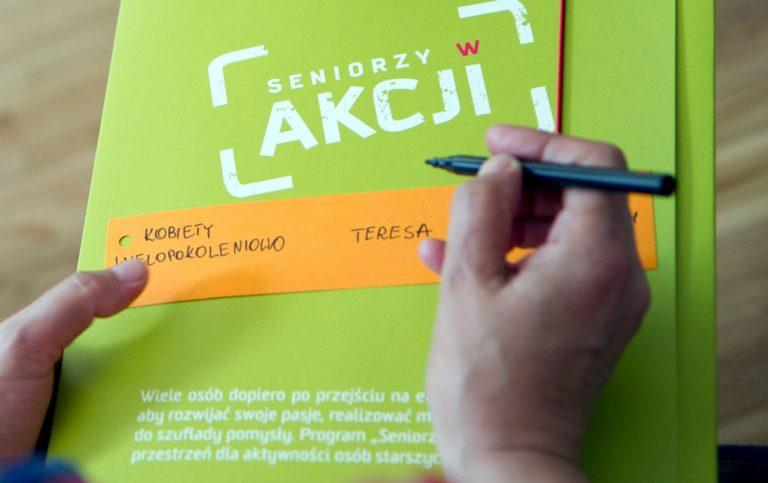 "The ""TAU for community"" workshops"
