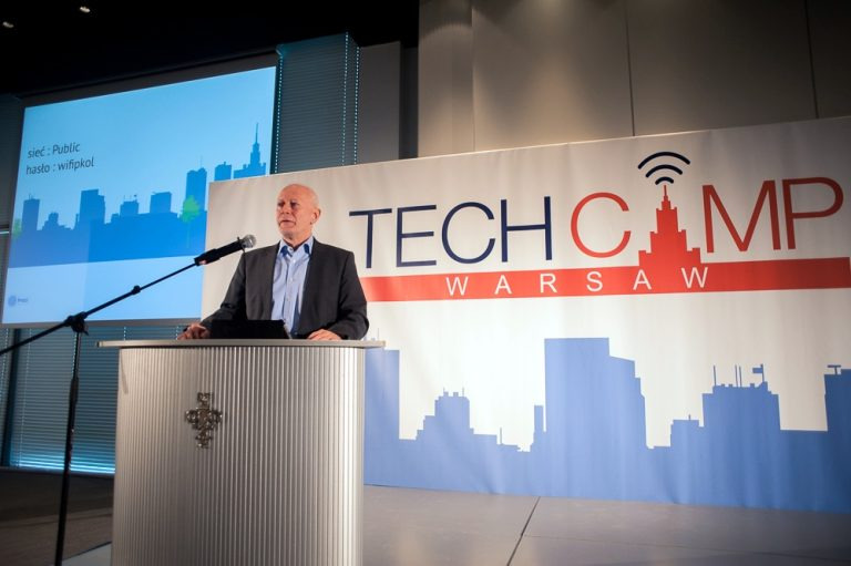 Polish edition of the TechCamp  conference finished