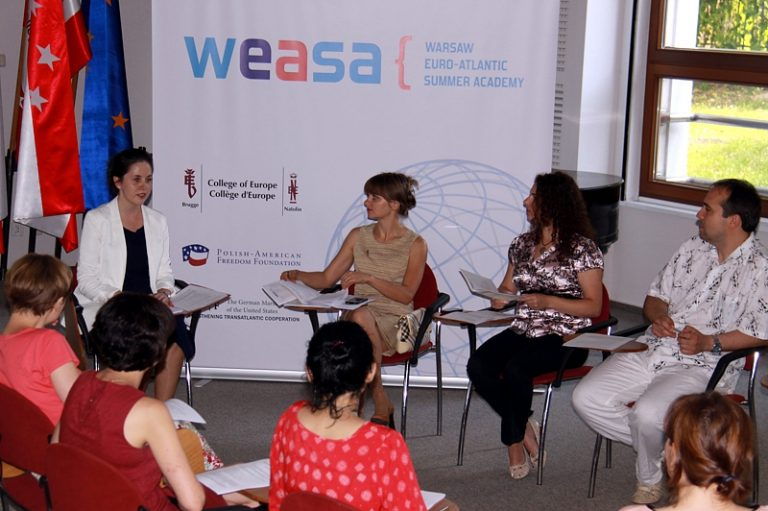 The Warsaw Euro-Atlantic Summer Academy (WEASA)