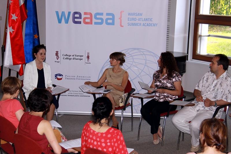 The Warsaw Euro-Atlantic Summer Academy (WEASA)