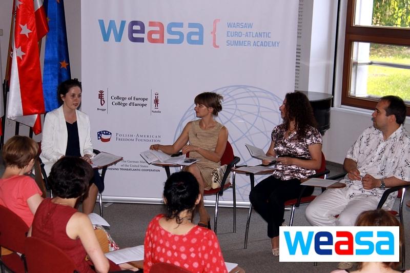 Warsaw Euro-Atlantic Summer Academy (WEASA) 2017