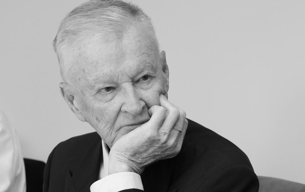 Prof. Zbigniew Brzeziński, 1928-2017