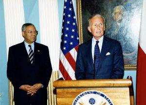 Colin Powell, John P. Birkelund