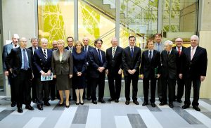 Board of Directors, May 2012