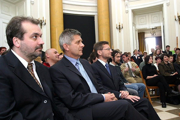 "Prime Minister Marek Belka is a guest at the gala of the ""Act Locally"" Program"