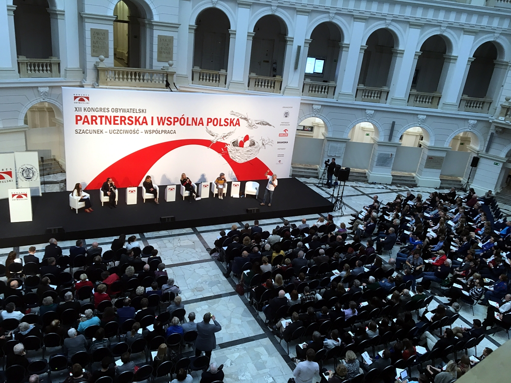 """PAFF Local Partnerships"" participated in the 12th Civic Congress"