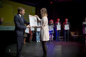 """Jerzy Koźmiński; Anna Urban, """"Incubator of Entrepreneurship"""" Association for the Support of Economic Development of Świecki Region"""
