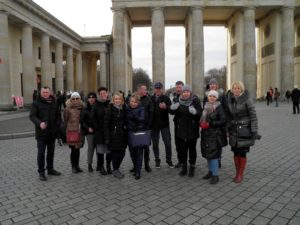 Most effective Partnerships on a study visit to Berlin