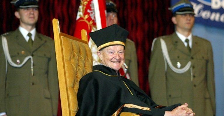 Professor Zbigniew Brzeziński 2000-2017