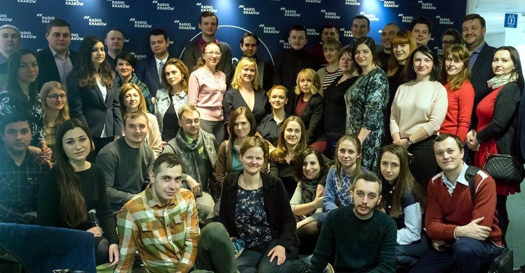 Meeting of Kirklanders in Kraków