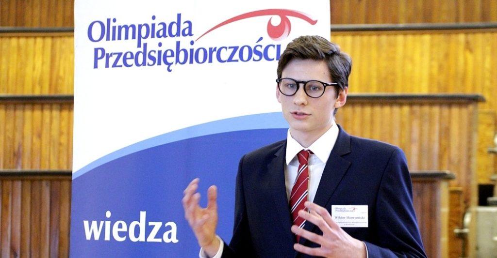 The winner of Entrepreneurship Olympiad 13th round announced
