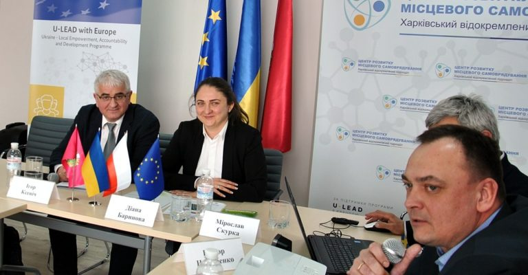Sharing Polish local government experience with Ukraine