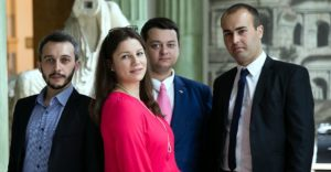 Subsequent group of Kirklanders completed studies in Poland