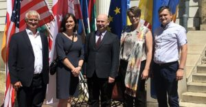 Inauguration of the 6th round of Warsaw Euro-Atlantic Summer Academy