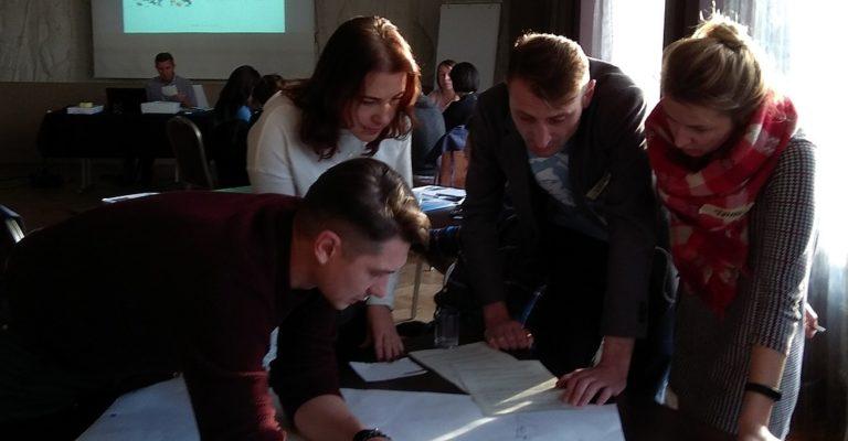 Kirklanders met in Poznań