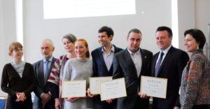 Kirkland Research scholarship holders received their diplomas