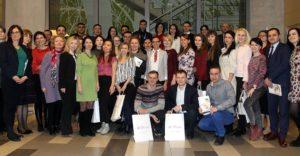 Reunion of the Lane Kirkland Program scholarship holders in Warsaw
