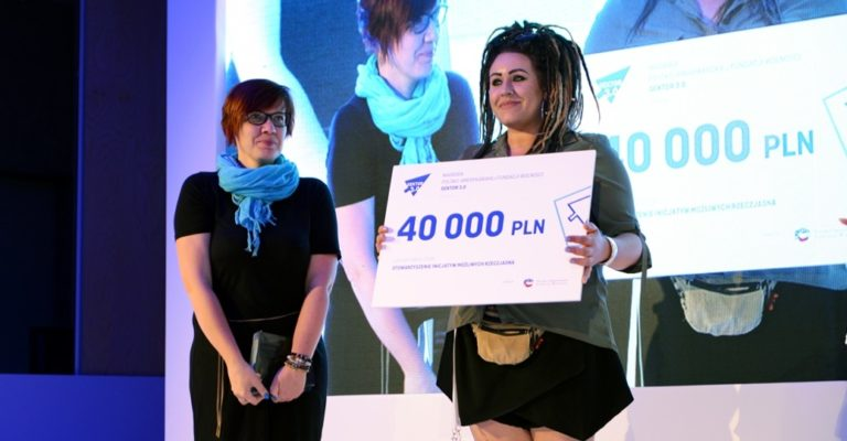 Win PLN 40,000 for a social project using ICT