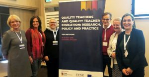 PAFF programs at the conference on educational challenges