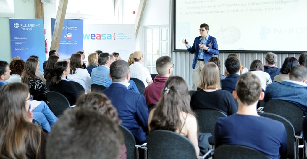 Warsaw Euro-Atlantic Summer Academy (WEASA) – apply now!