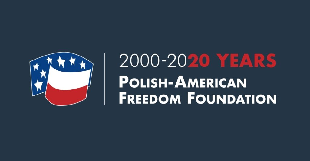 Former Polish and U.S. Presidents sent letters of congratulations on the Foundation's 20th anniversary jubilee